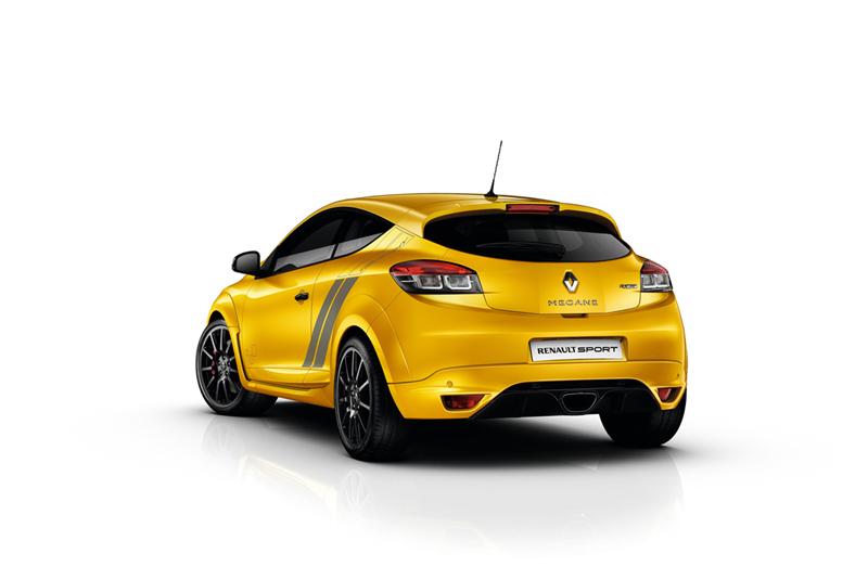 Foto Trasera Renault Megane Rs 275 Trophy Dos Volumenes 2014