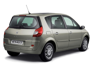 Foto Trasero Renault Scenic Monovolumen 1999