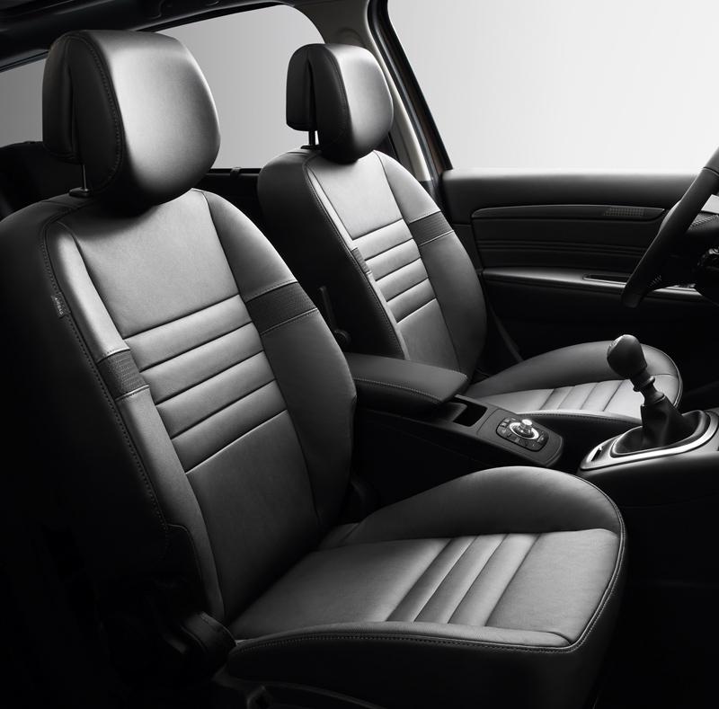 Foto Interiores Renault Scenic Monovolumen 2010