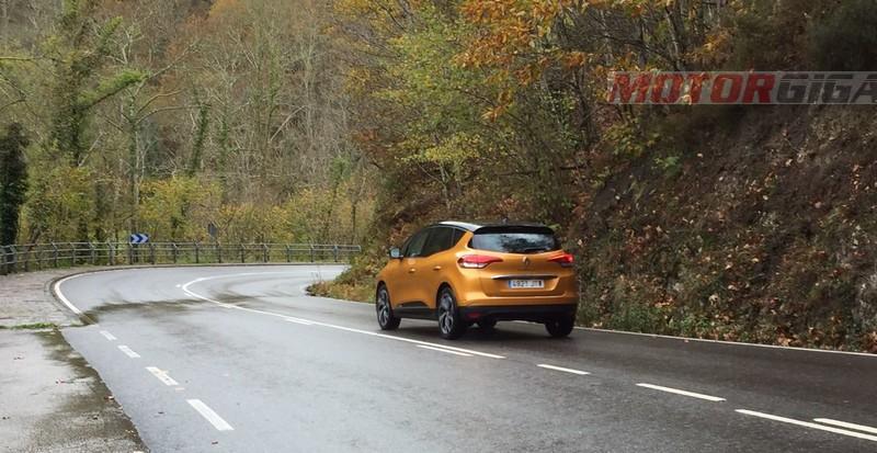 Foto Exteriores Renault Scenic Prueba Monovolumen 2016