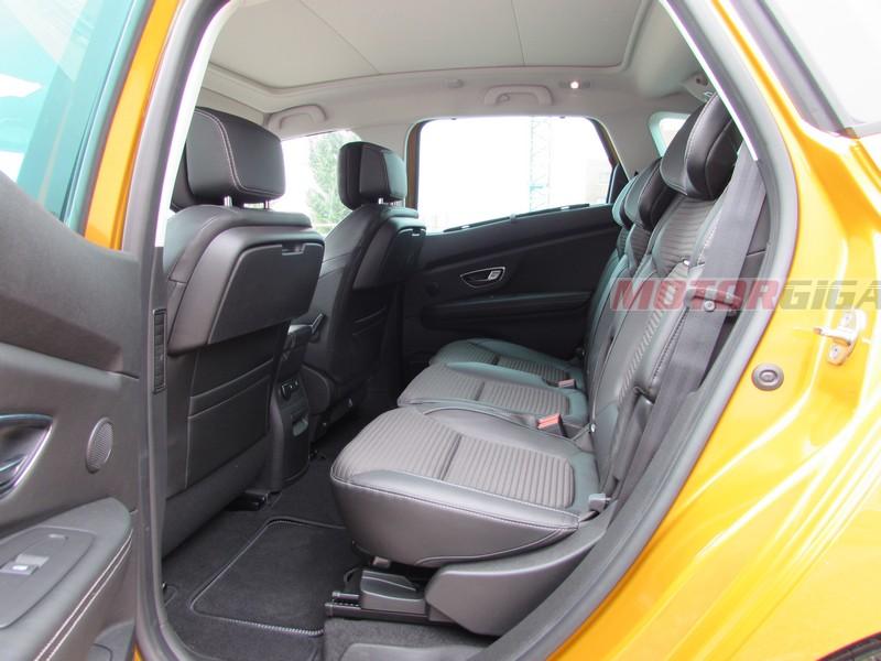 Foto Interiores Renault Scenic Prueba Monovolumen 2016