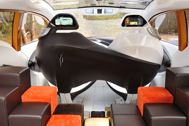 Foto Detalles Renault Space Rs Monovolumen 2011