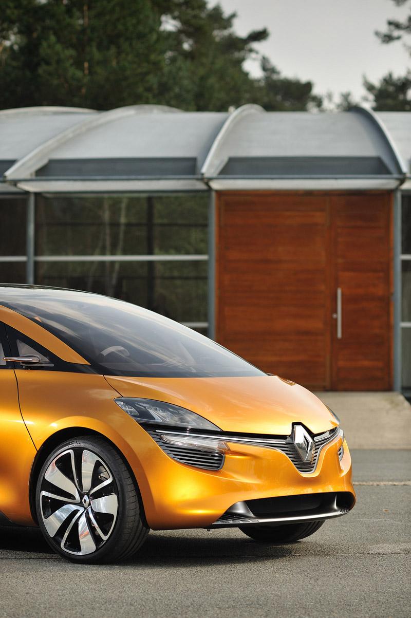 Foto Exteriores Renault Space Rs Monovolumen 2011