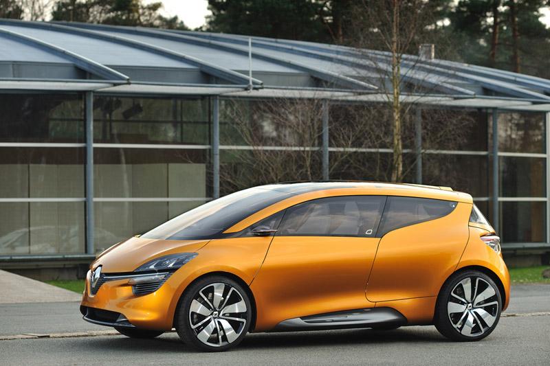 Foto Perfil Renault Space Rs Monovolumen 2011
