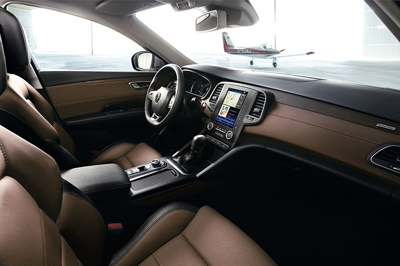 Foto Interiores Renault Talisman Sedan 2015
