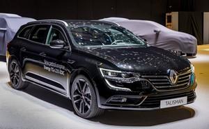 Foto 21205735_  Renault Talisman S Edition Renault Talisman-s-edition Familiar 2018
