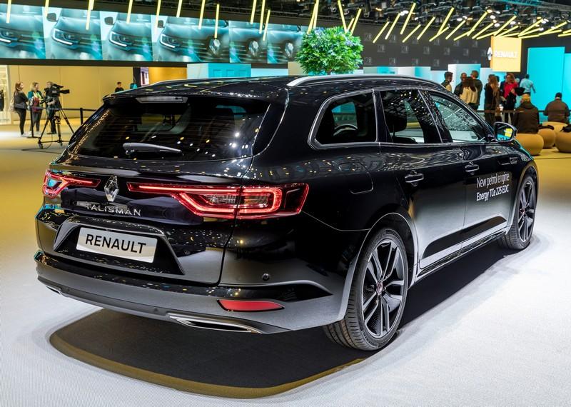 Foto 21205734_  Renault Talisman S Edition Renault Talisman-s-edition Familiar 2018