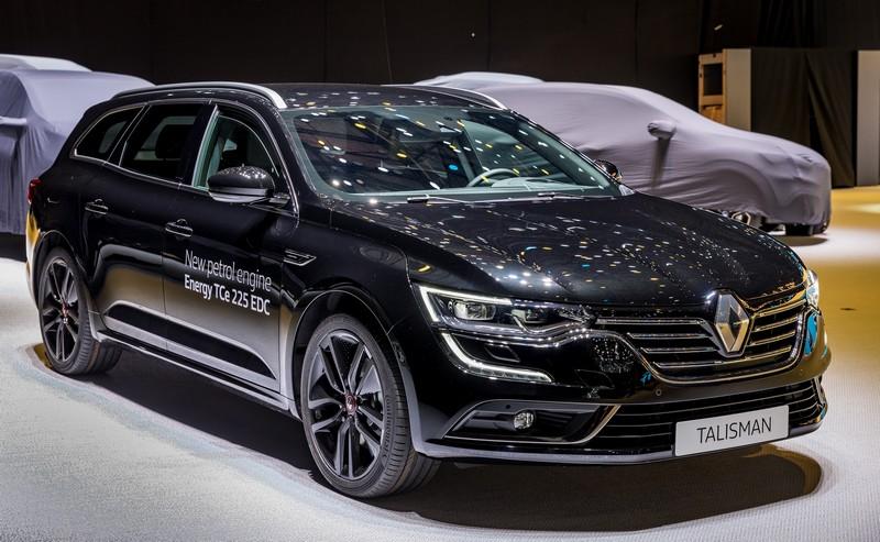 Foto 21205735_  Renault Talisman S Renault Talisman S Edition Familiar 2018