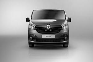 Foto Delantera Renault Trafic Vehiculo Comercial 2014