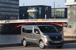 Foto Exteriores (1) Renault Trafic Vehiculo Comercial 2014