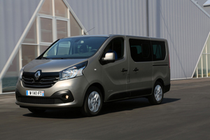 Foto Exteriores (82) Renault Trafic Vehiculo Comercial 2014