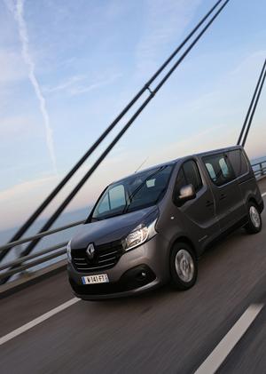 Foto Exteriores (87) Renault Trafic Vehiculo Comercial 2014