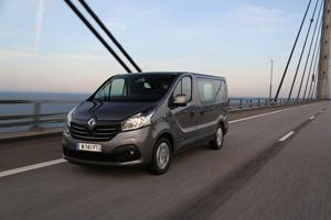 Foto Exteriores (88) Renault Trafic Vehiculo Comercial 2014