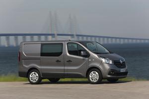 Foto Exteriores (94) Renault Trafic Vehiculo Comercial 2014