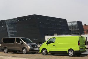 Foto Exteriores (95) Renault Trafic Vehiculo Comercial 2014