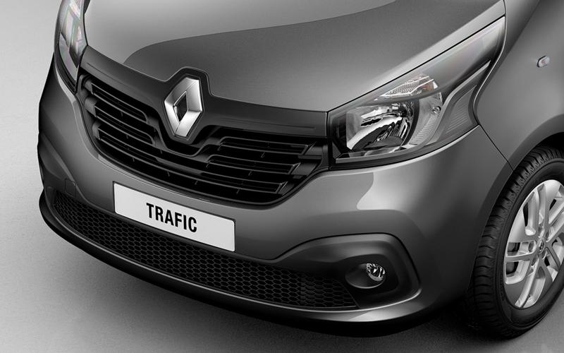 Foto Detalles Renault Trafic Vehiculo Comercial 2014