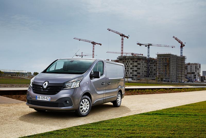 Foto Exteriores(112) Renault Trafic Vehiculo Comercial 2014