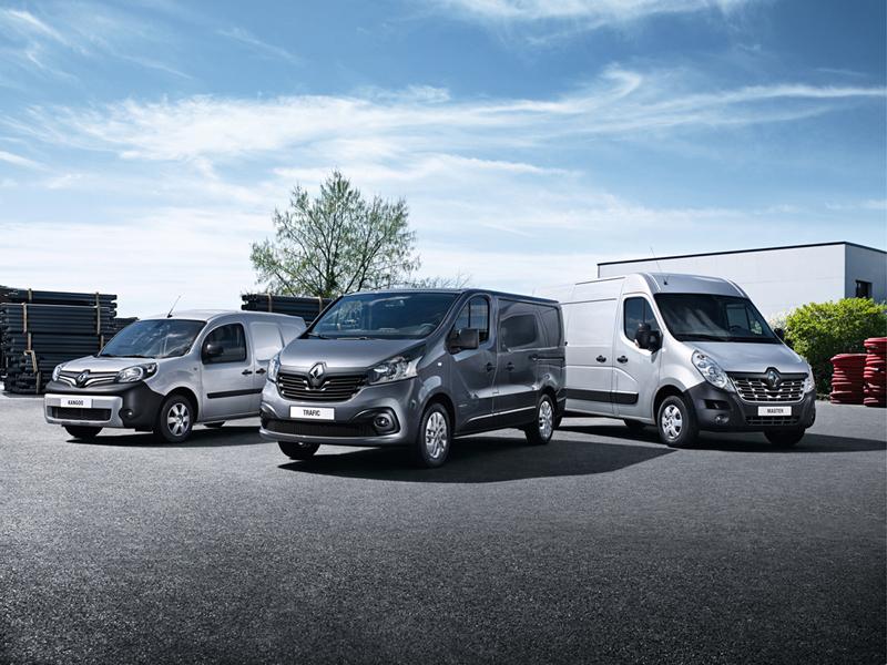 Foto Exteriores (100) Renault Trafic Vehiculo Comercial 2014