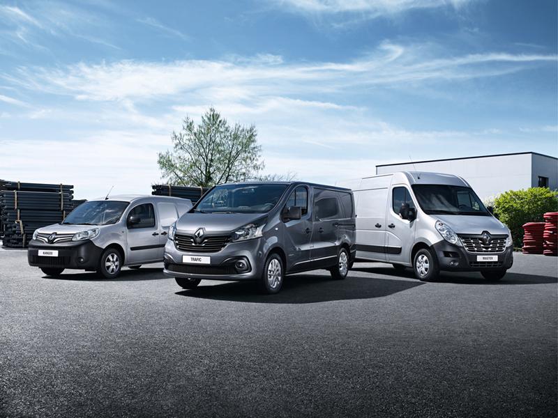 Foto Exteriores (101) Renault Trafic Vehiculo Comercial 2014