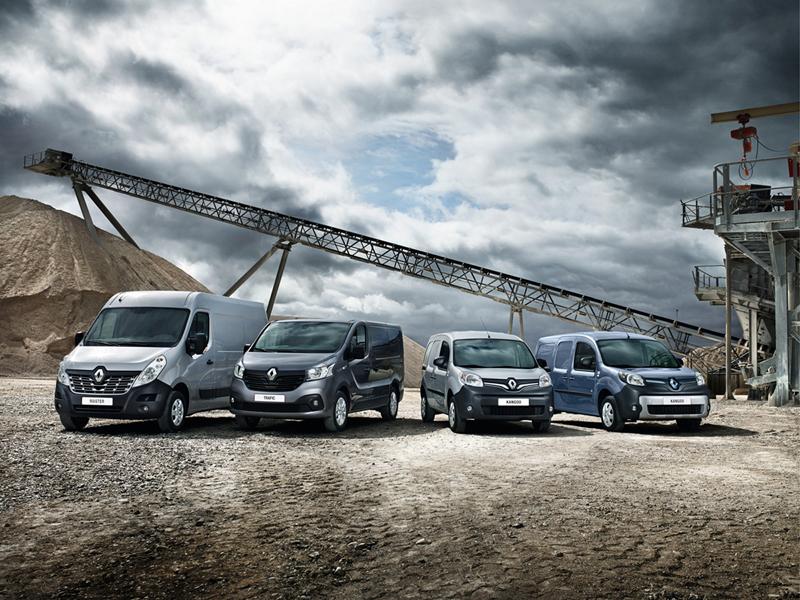 Foto Exteriores (102) Renault Trafic Vehiculo Comercial 2014