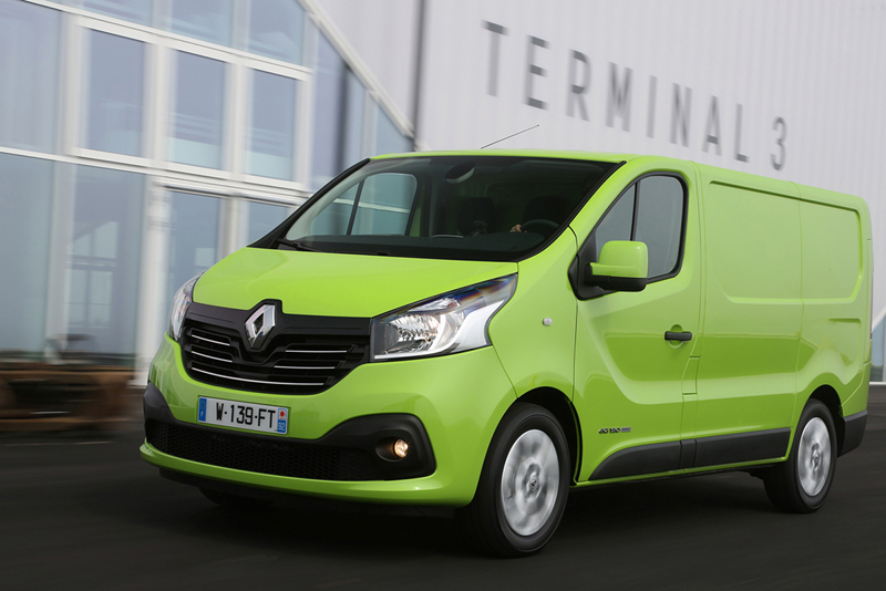 Foto Exteriores (103) Renault Trafic Vehiculo Comercial 2014
