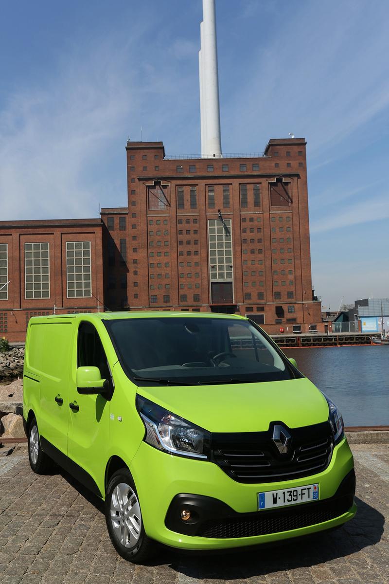 Foto Exteriores (104) Renault Trafic Vehiculo Comercial 2014