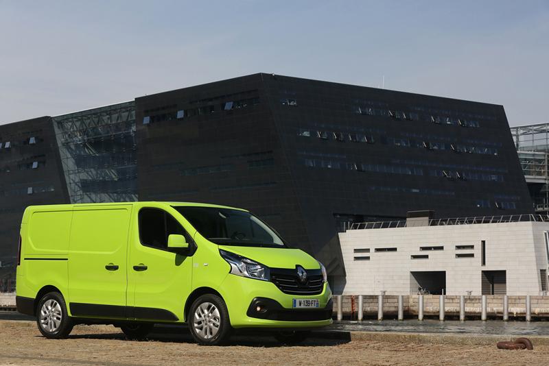 Foto Exteriores (107) Renault Trafic Vehiculo Comercial 2014