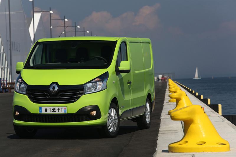 Foto Exteriores (108) Renault Trafic Vehiculo Comercial 2014