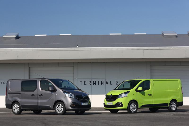 Foto Exteriores (109) Renault Trafic Vehiculo Comercial 2014