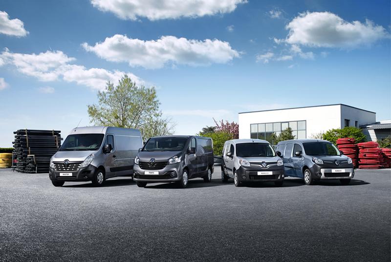 Foto Exteriores (110) Renault Trafic Vehiculo Comercial 2014