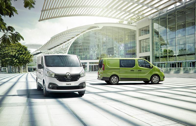 Foto Exteriores (111) Renault Trafic Vehiculo Comercial 2014