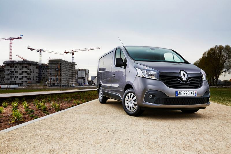 Foto Exteriores (56) Renault Trafic Vehiculo Comercial 2014