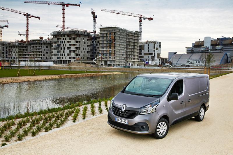 Foto Exteriores (57) Renault Trafic Vehiculo Comercial 2014