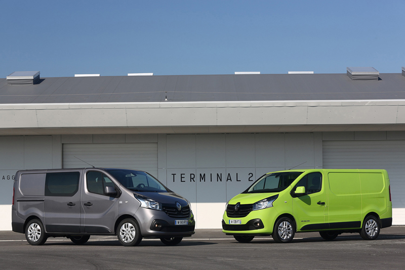 Foto Exteriores (58) Renault Trafic Vehiculo Comercial 2014