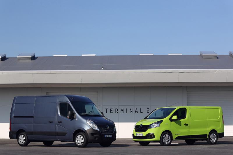Foto Exteriores (59) Renault Trafic Vehiculo Comercial 2014