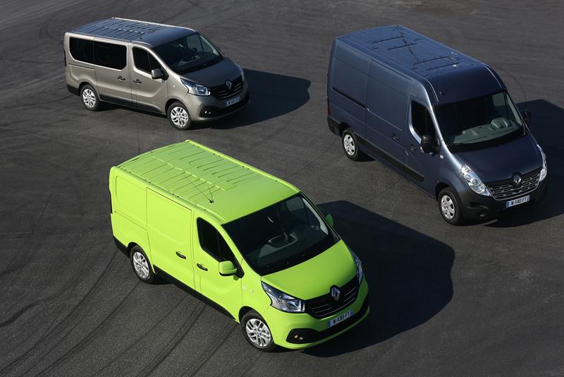 Foto Exteriores (61) Renault Trafic Vehiculo Comercial 2014