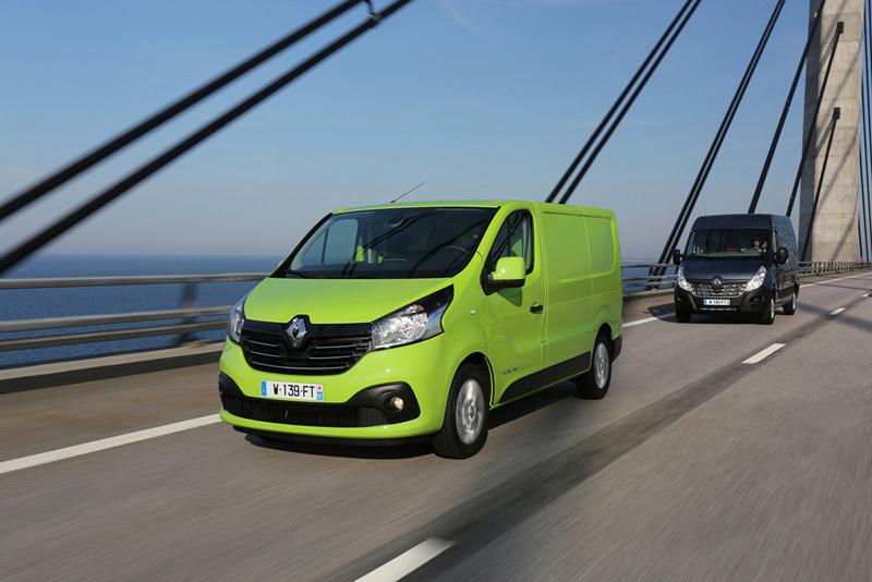 Foto Exteriores (62) Renault Trafic Vehiculo Comercial 2014