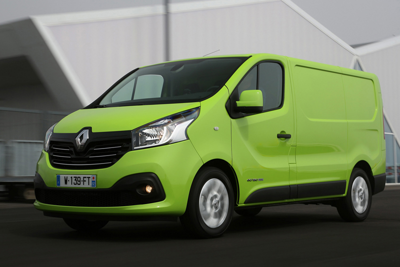 Foto Exteriores (64) Renault Trafic Vehiculo Comercial 2014