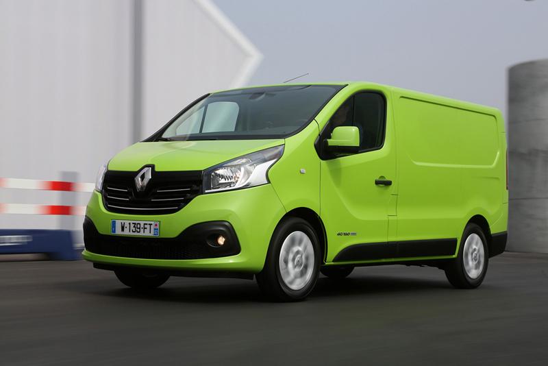 Foto Exteriores (65) Renault Trafic Vehiculo Comercial 2014