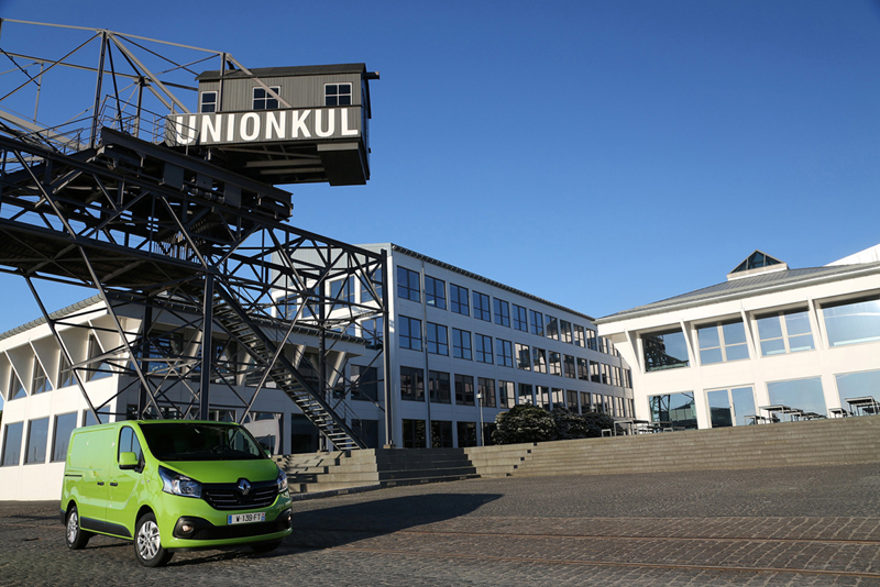 Foto Exteriores (67) Renault Trafic Vehiculo Comercial 2014
