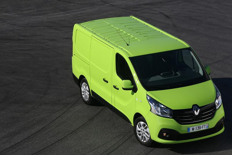Foto Exteriores (71) Renault Trafic Vehiculo Comercial 2014