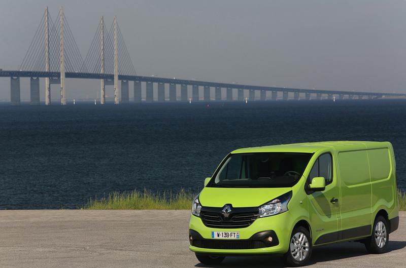 Foto Exteriores (72) Renault Trafic Vehiculo Comercial 2014