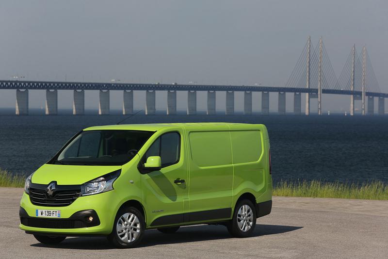 Foto Exteriores (73) Renault Trafic Vehiculo Comercial 2014