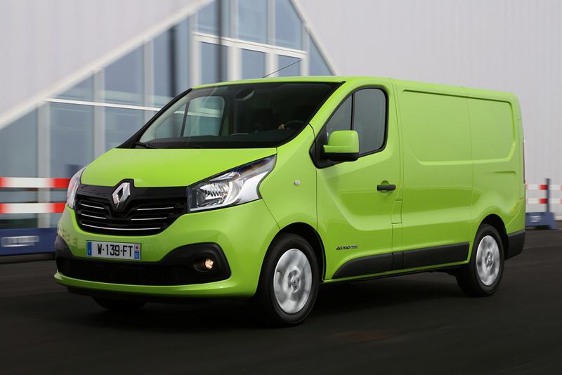 Foto Exteriores (76) Renault Trafic Vehiculo Comercial 2014
