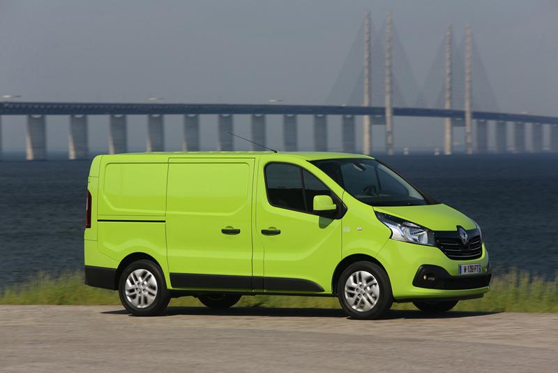 Foto Exteriores (77) Renault Trafic Vehiculo Comercial 2014