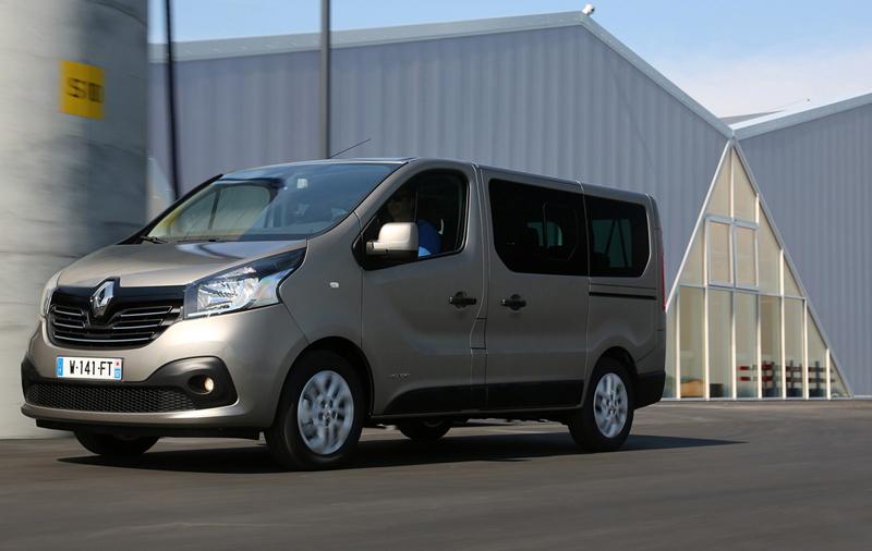 Foto Exteriores (83) Renault Trafic Vehiculo Comercial 2014