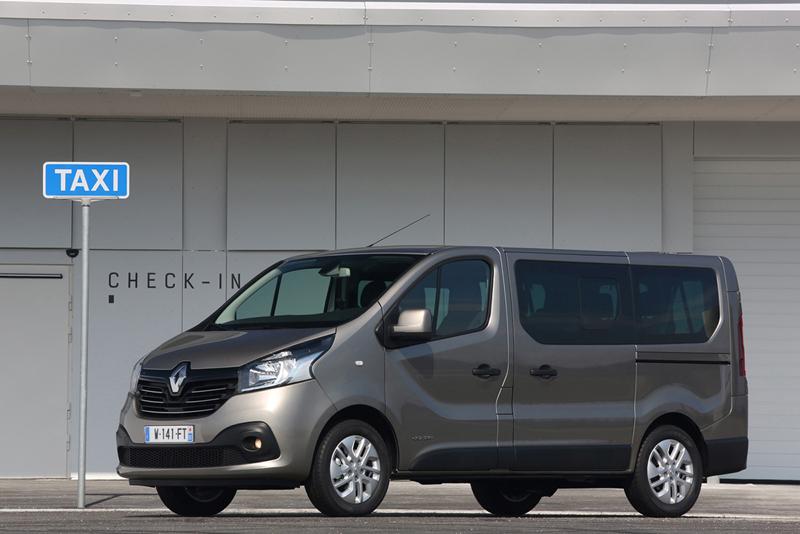 Foto Exteriores (84) Renault Trafic Vehiculo Comercial 2014