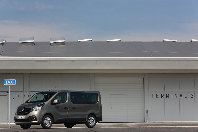 Foto Exteriores (85) Renault Trafic Vehiculo Comercial 2014