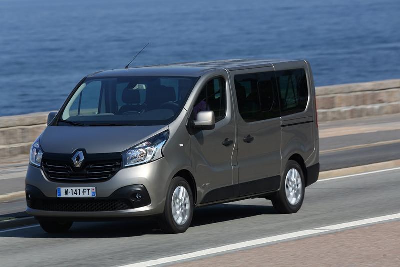 Foto Exteriores (90) Renault Trafic Vehiculo Comercial 2014
