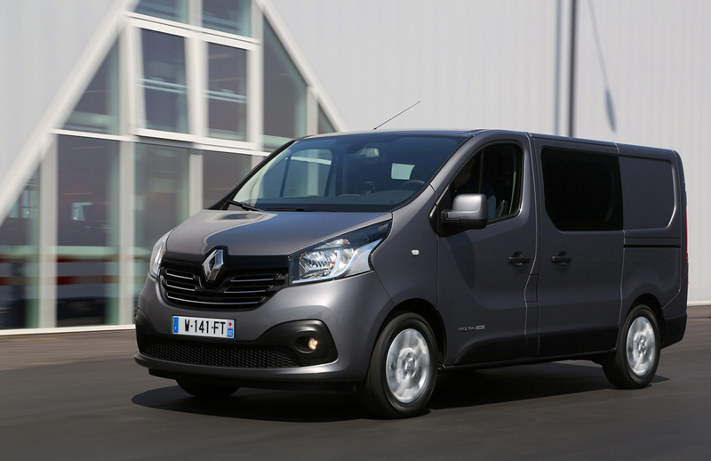 Foto Exteriores (92) Renault Trafic Vehiculo Comercial 2014